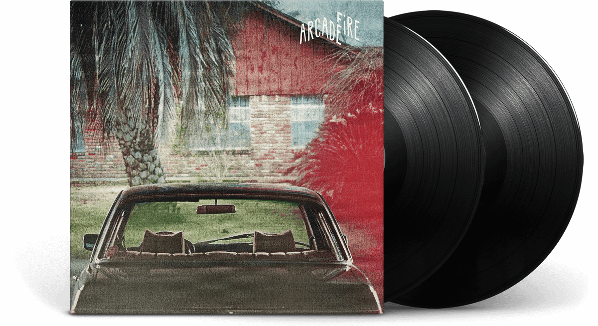 Vinyl - Arcade Fire <br> The Suburbs - The Record Hub