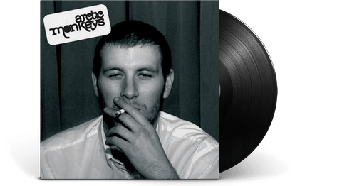 Vinyl - Arctic Monkeys <br> Whatever People Say I Am, That's What I'm Not - The Record Hub
