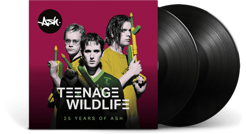 Vinyl - Ash : Teenage Wildlife - 25 Years of Ash - The Record Hub