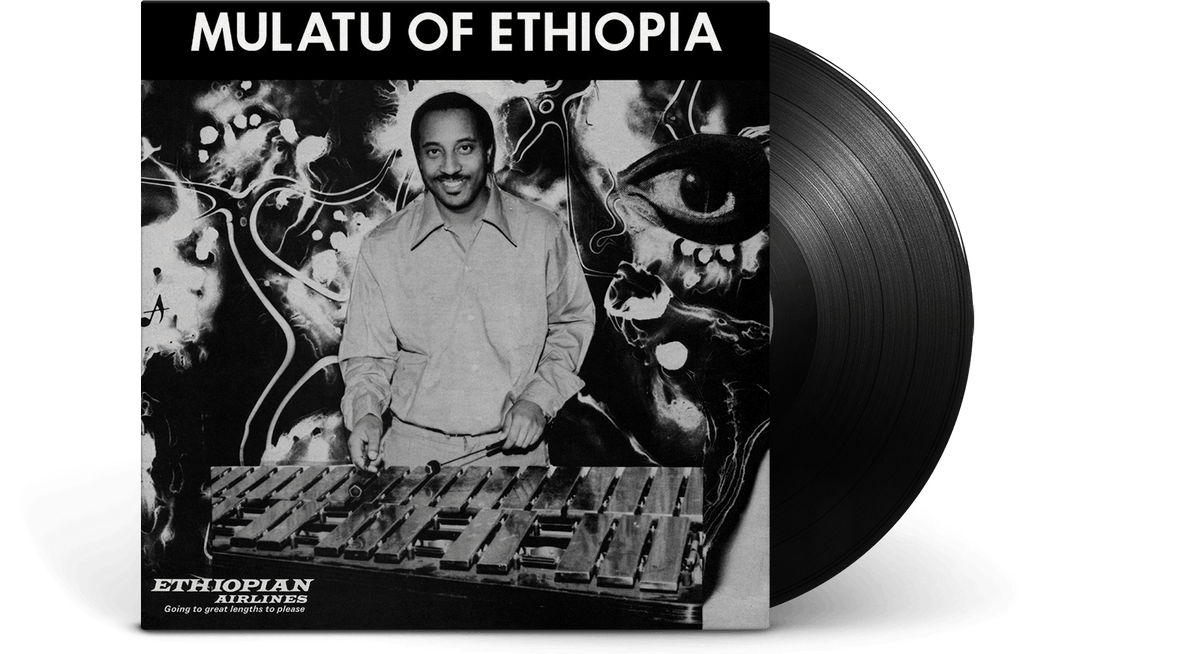Vinyl - Mulatu Astatke : Mulatu of Ethiopia - The Record Hub