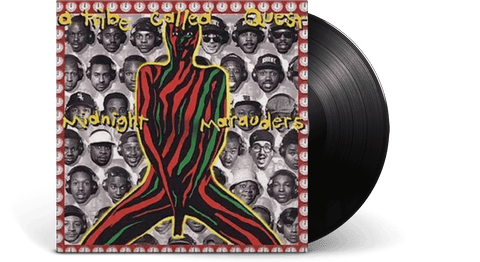 Vinyl - A Tribe Called Quest : Midnight Marauders - The Record Hub