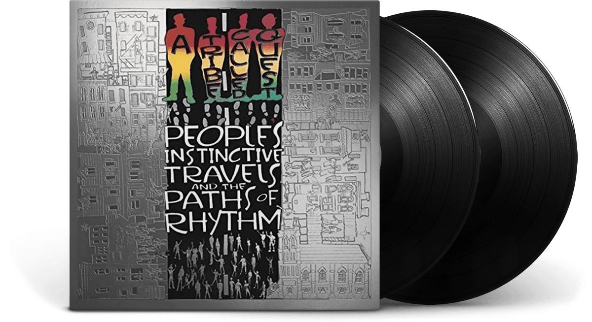 Vinyl - A Tribe Called Quest : People's Instinctive Travels - The Record Hub