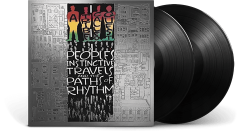 A Tribe Called Quest <br> People's Instinctive Travels and the Paths of Rhythm