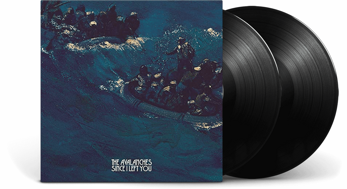 Vinyl - The Avalanches : Since I Left You - The Record Hub