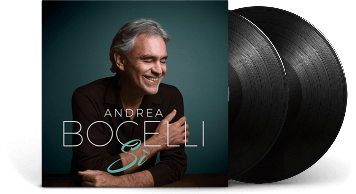 Vinyl - Andrea Bocelli : Si - The Record Hub