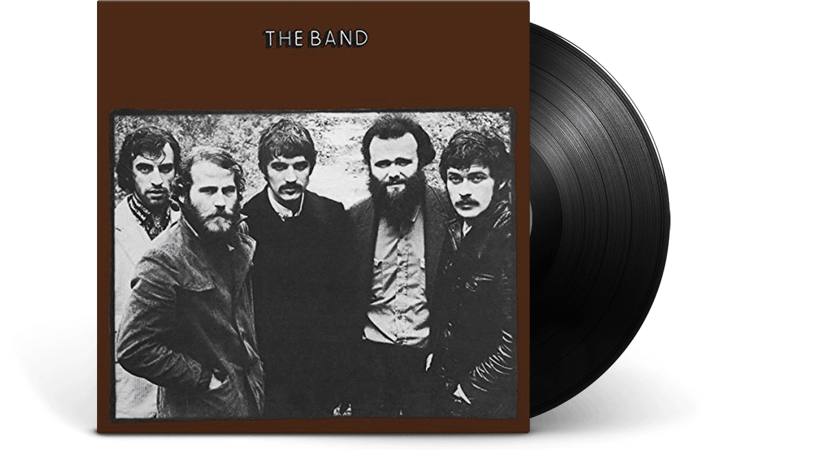 Vinyl - The Band : The Band [50th] - The Record Hub