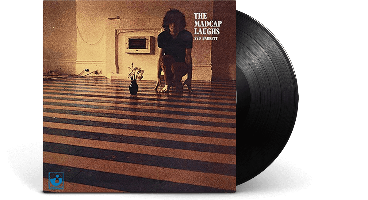 Vinyl - Syd Barrett : The Madcap Laughs - The Record Hub