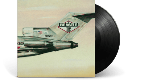 Vinyl - Beastie Boys <br> Licensed to Ill - The Record Hub