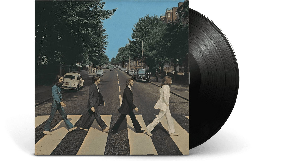 Vinyl - The Beatles : Abbey Road - The Record Hub