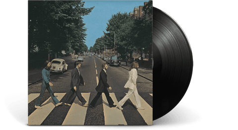 Vinyl - The Beatles<br>Abbey Road - The Record Hub