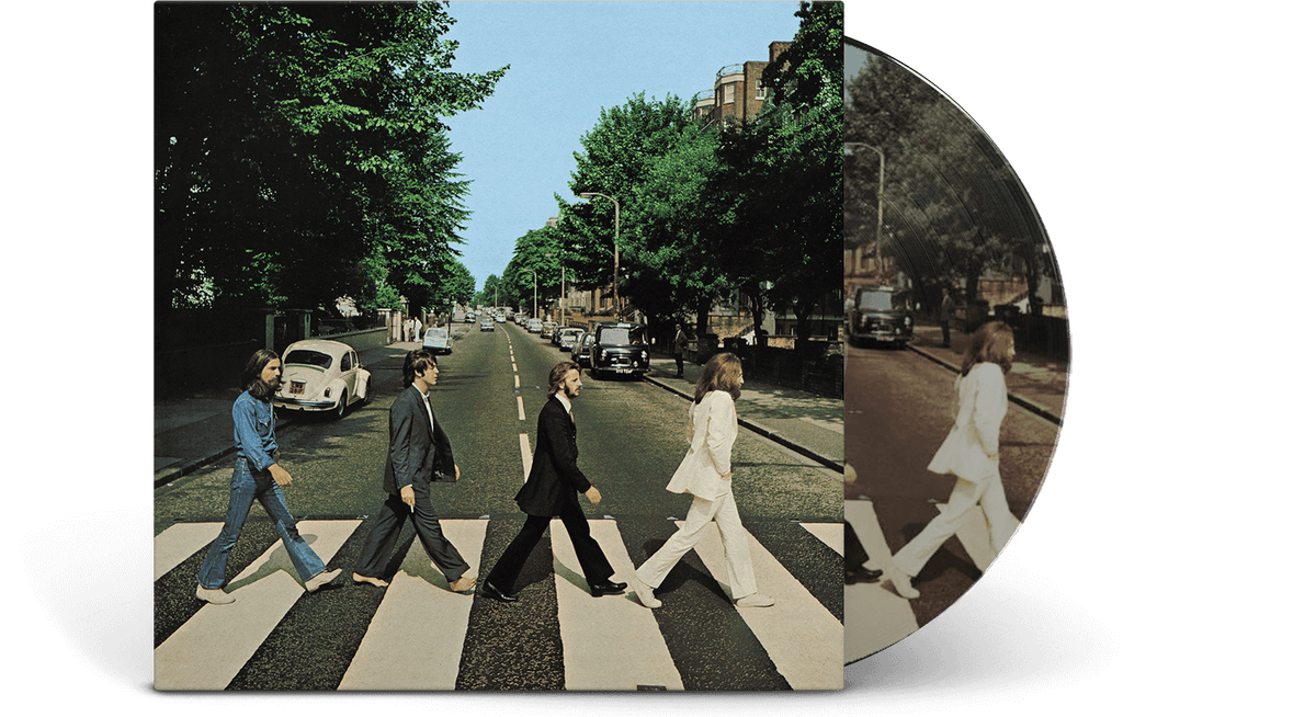 Vinyl - The Beatles : Abbey Road (50th Anniversary) (Picture Disc) - The Record Hub