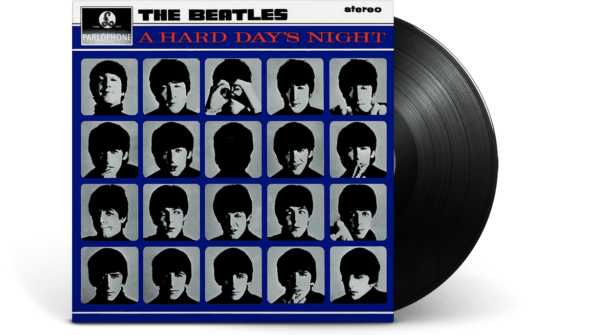Vinyl - The Beatles <br> A Hard Day's Night - The Record Hub