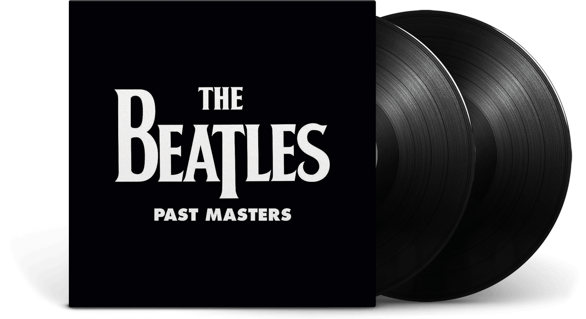 Vinyl - The Beatles : Past Masters - The Record Hub