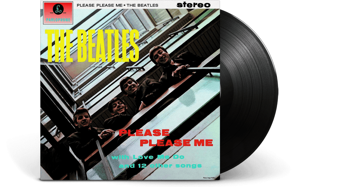 Vinyl - The Beatles <br> Please Please Me - The Record Hub
