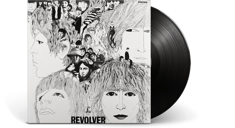 Vinyl - The Beatles <br> Revolver - The Record Hub