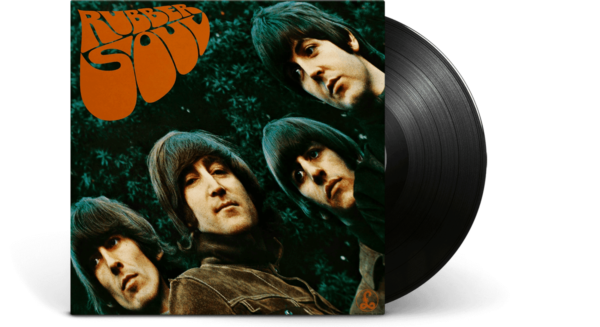 Vinyl - The Beatles <br> Rubber Soul - The Record Hub