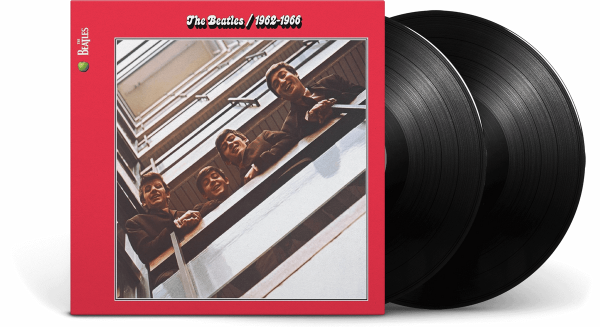 Vinyl - The Beatles <br> The Beatles: 1962-1966 - The Record Hub