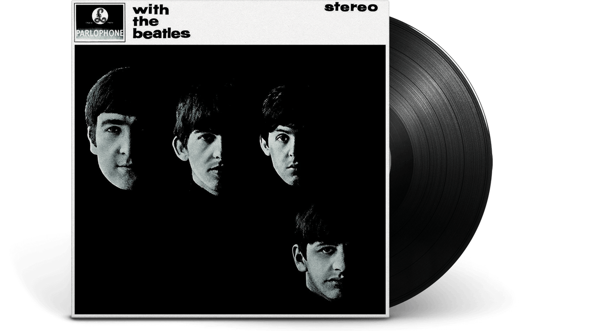 Vinyl - The Beatles : With The Beatles - The Record Hub