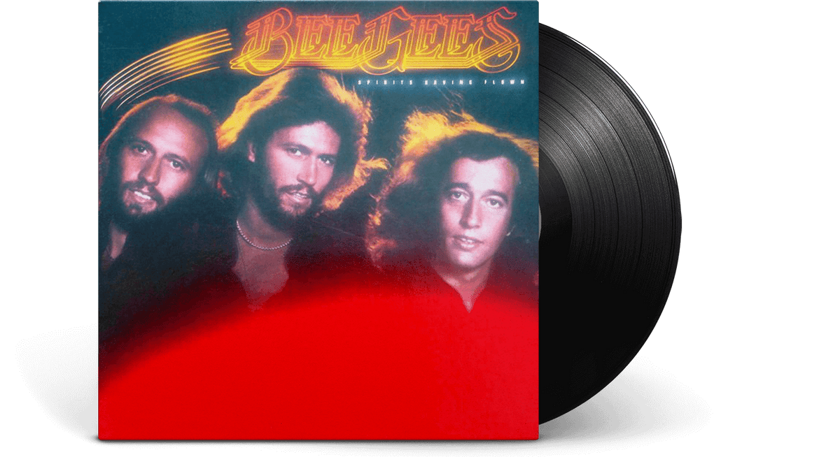 Vinyl - Bee Gees : Spirits Having Flown - The Record Hub