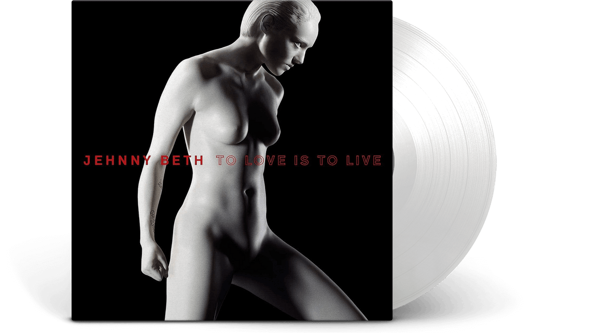 Vinyl - Jehnny Beth : To Love Is To Live - The Record Hub