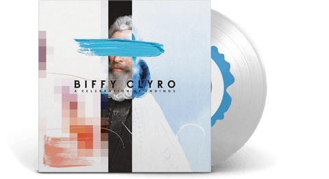 Vinyl - [Pre-Order: 14/08] Biffy Clyro<br> A Celebration of Endings [LTD Coloured] - The Record Hub