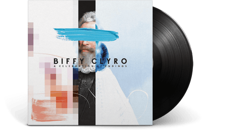 Vinyl - [Pre-Order: 14/08] Biffy Clyro<br> A Celebration of Endings - The Record Hub