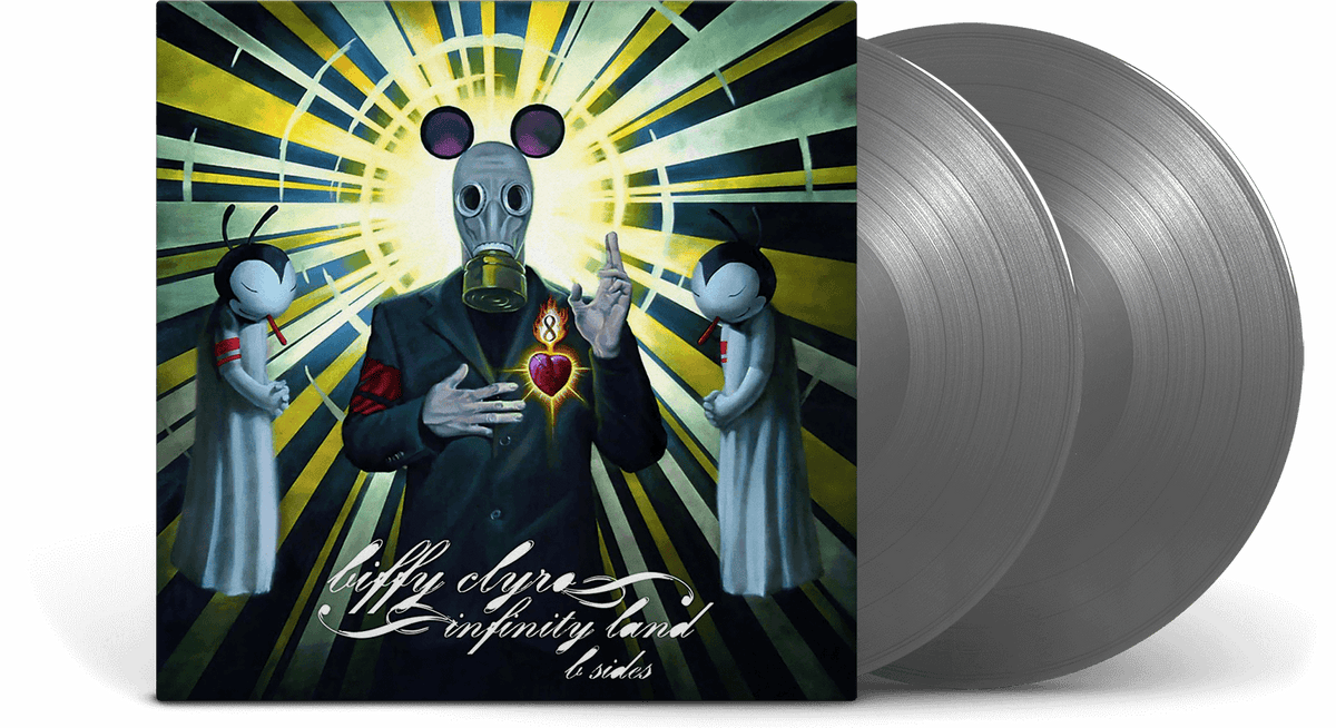 Vinyl - Biffy Clyro : Infinity Land - The Record Hub