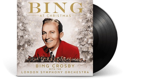 Vinyl - Bing Crosby : Bing At Christmas - The Record Hub