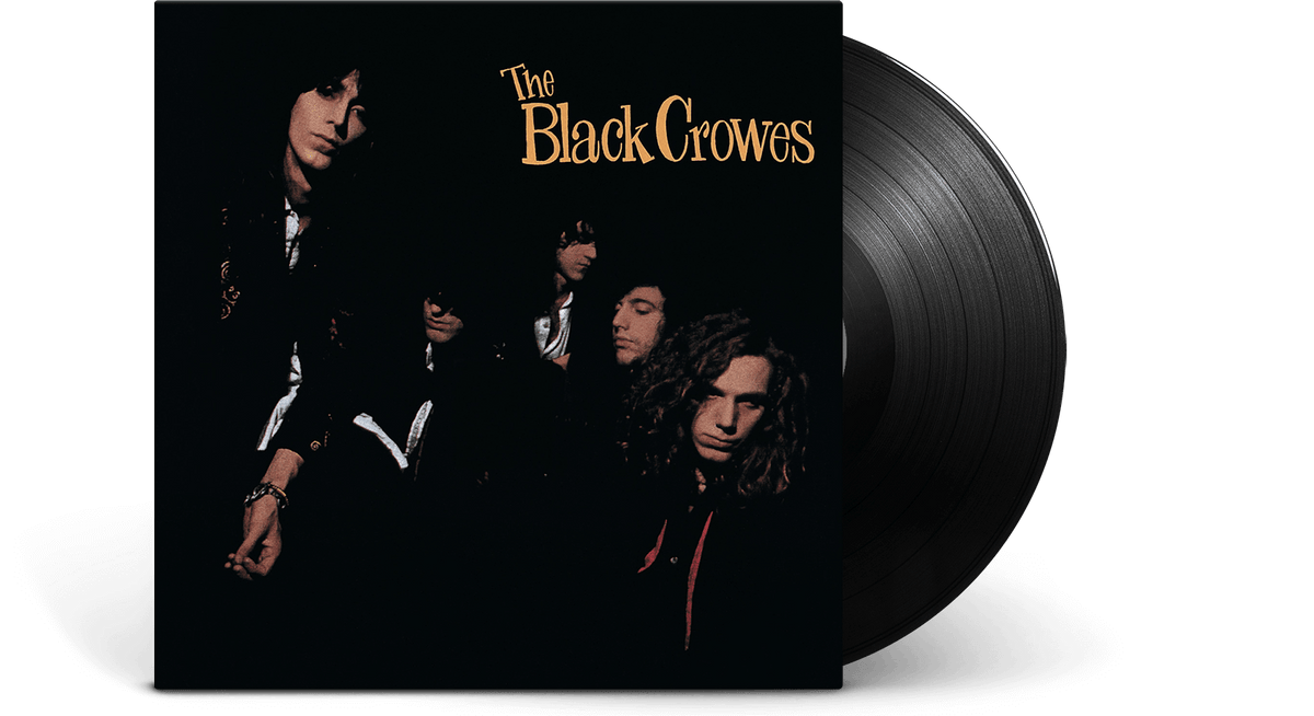 Vinyl - The Black Crowes : Shake Your Moneymaker - The Record Hub
