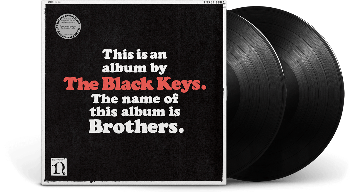 Vinyl - The Black Keys : Brothers - The Record Hub