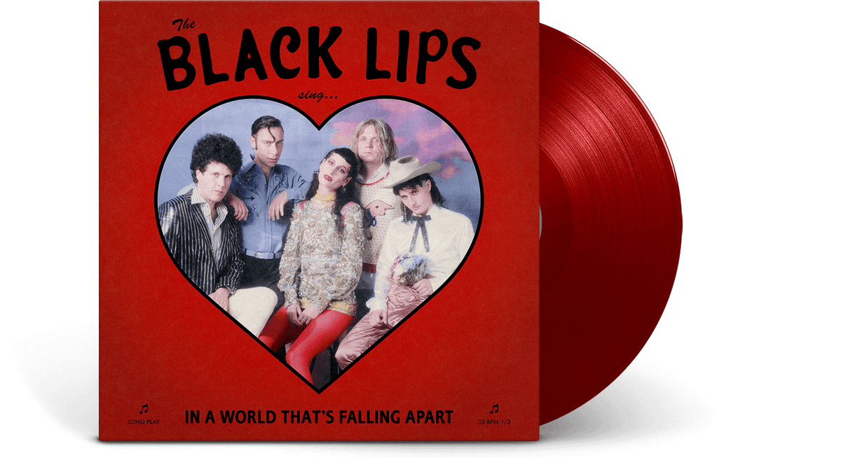 Vinyl - The Black Lips : Sing In A World That's Falling Apart - The Record Hub