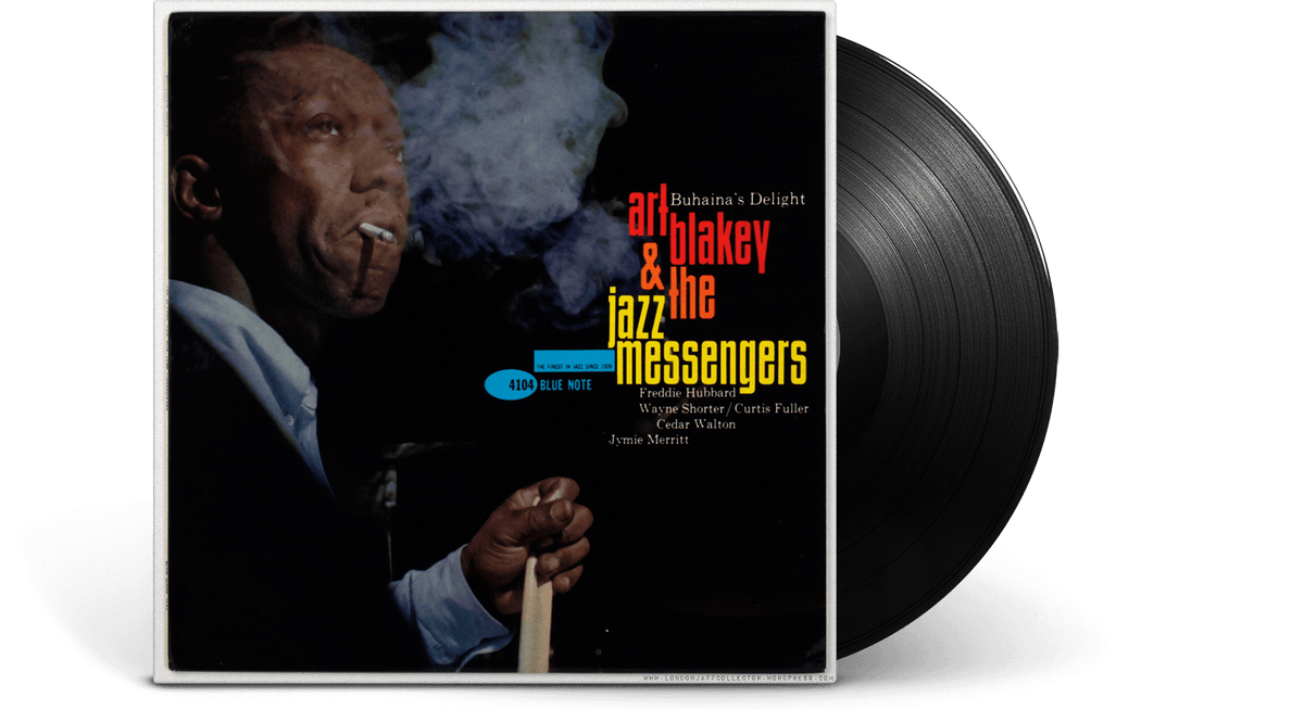 Vinyl - Art Blakey and the Jazz Messengers<br>Buhaina's Delight - The Record Hub