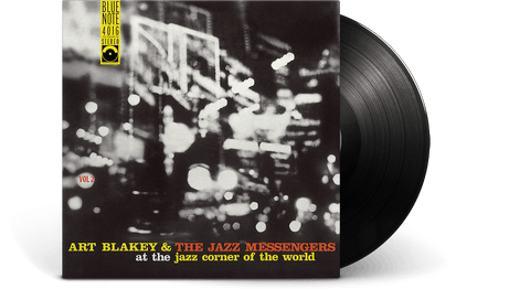 Art Blakey and the Jazz Messengers <br> Meet You at the Jazz Corner of the World - Volume 2