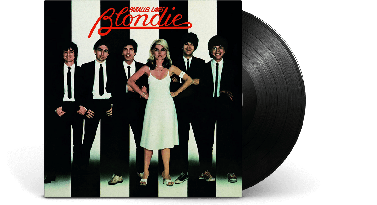 Vinyl - Blondie <br> Parallel Lines - The Record Hub