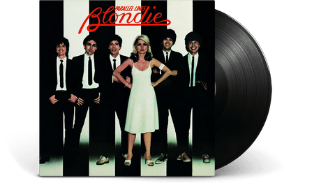 Blondie <br> Parallel Lines