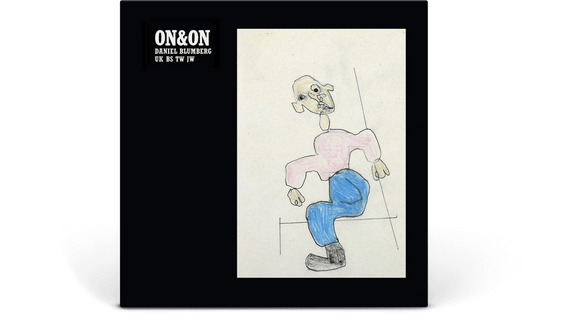 Vinyl - Daniel Blumberg : On&On ( *Coloured vinyl*) - The Record Hub