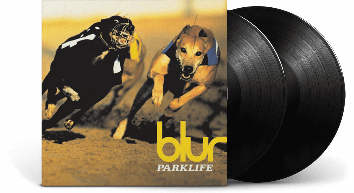 Vinyl - Blur : Parklife - The Record Hub