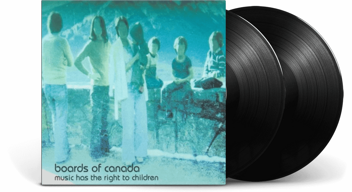 Vinyl - Boards of Canada : Music Has The Right To Children - The Record Hub