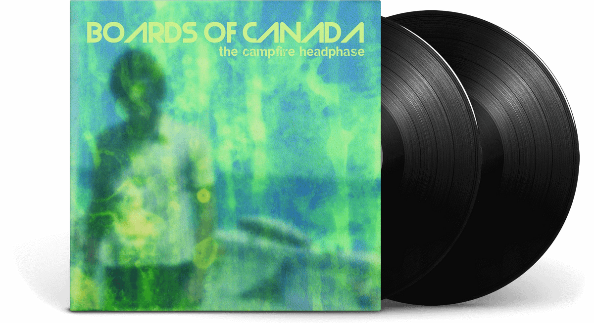 Vinyl - Boards of Canada : THE CAMPFIRE HEADPHASE - The Record Hub