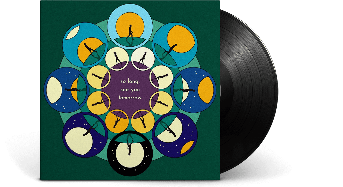 Vinyl - Bombay Bicycle Club <br> So Long, See You Tomorrow - The Record Hub