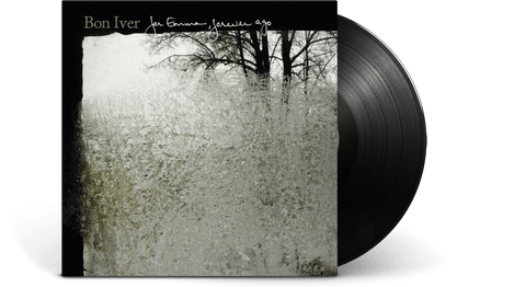 Vinyl - Bon Iver <br> For Emma, Forever Ago - The Record Hub