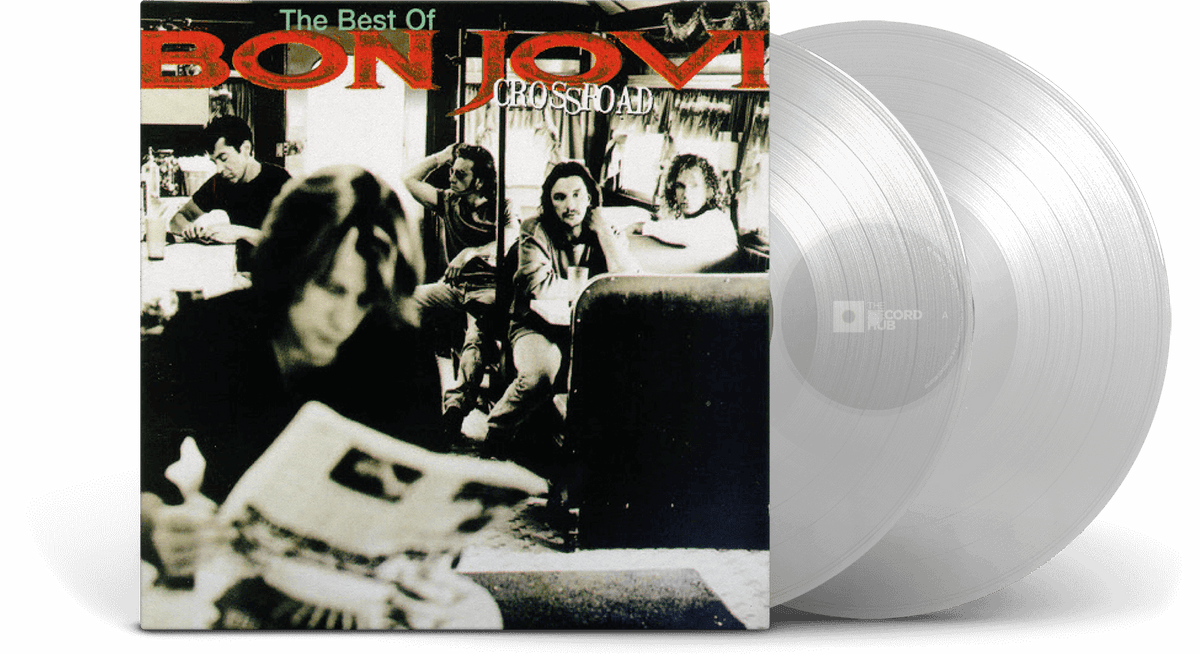 Vinyl - Bon Jovi : Crossroads - The Record Hub