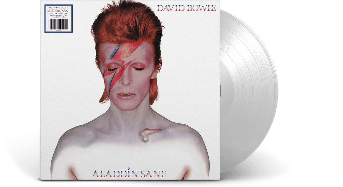 Vinyl - David Bowie : Aladdin Sane - The Record Hub