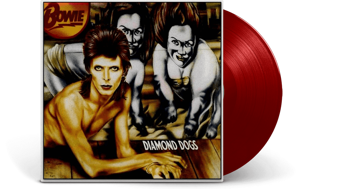 Vinyl - David Bowie : Diamond Dogs - The Record Hub