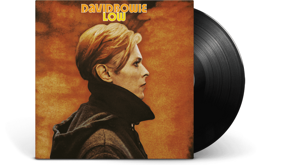 Vinyl - David Bowie : Low - The Record Hub