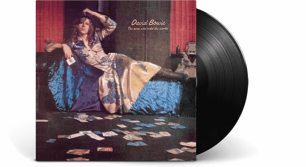 Vinyl - David Bowie : The Man Who Sold the World - The Record Hub
