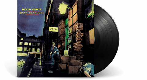 Vinyl - David Bowie <br> The Rise and Fall of Ziggy Stardust and the Spiders from Mars - The Record Hub