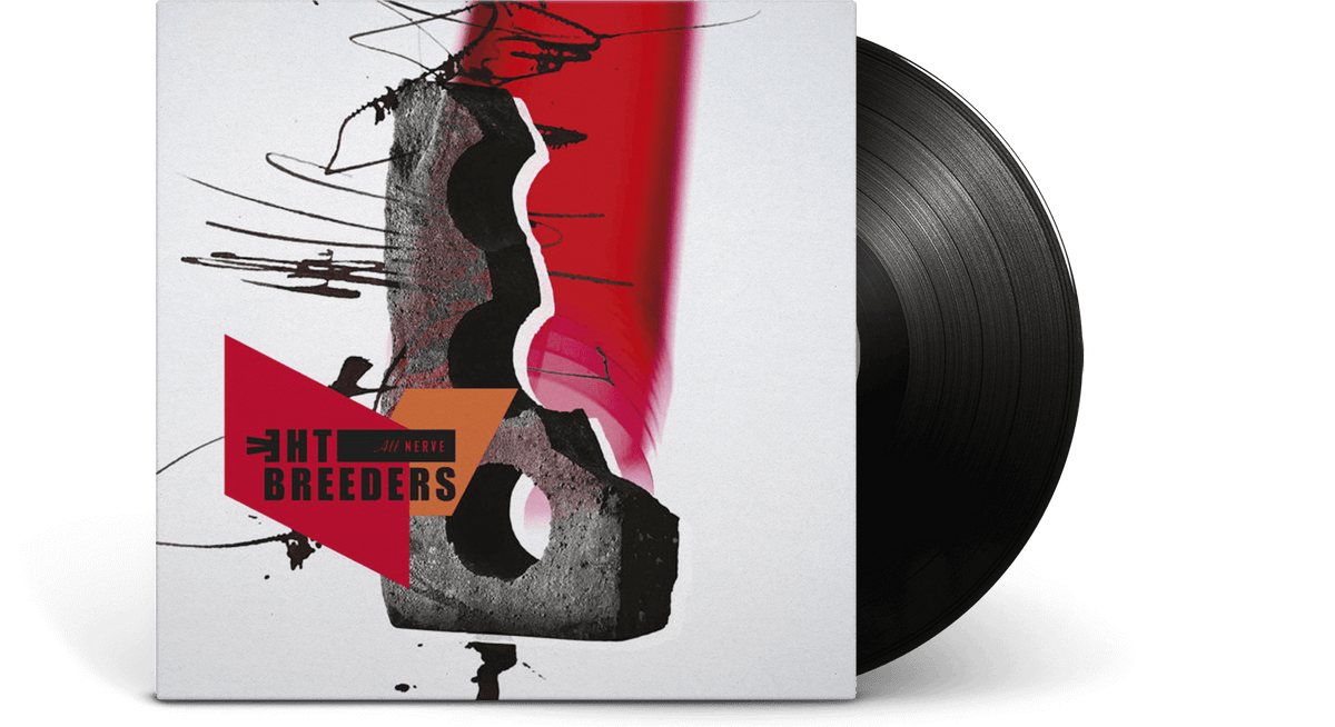 Vinyl - The Breeders : All Nerve - The Record Hub