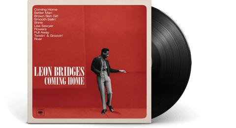 Vinyl - Leon Bridges<br> Coming Home - The Record Hub