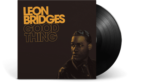 Vinyl - Leon Bridges<br> Good Thing - The Record Hub